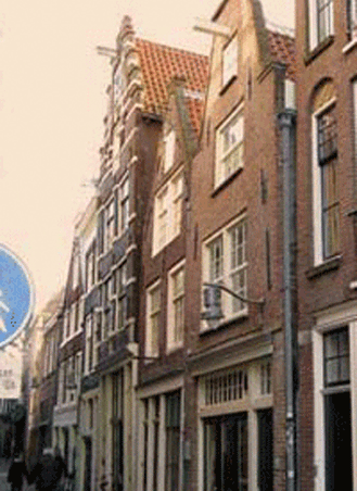 Amsterdam CityCenter Bed and Breakfast house