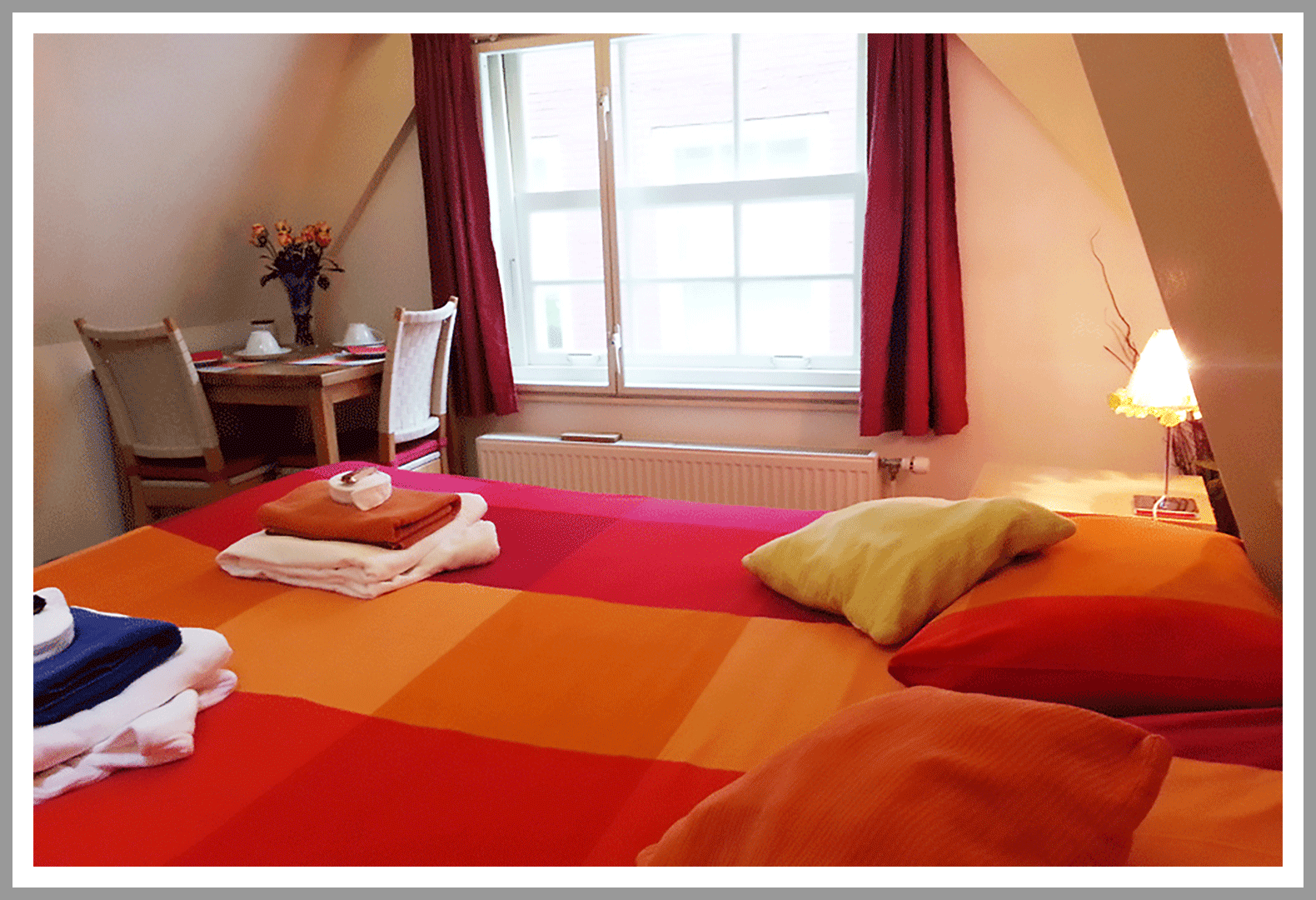 Double room at Bed & Breakfast Amsterdam CityCenter